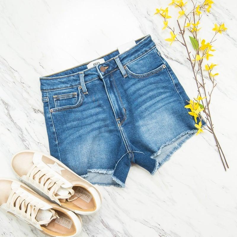 Judy Blue High Rise Denim Shorts