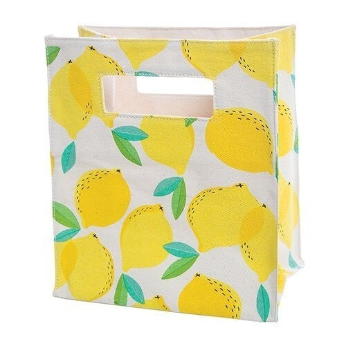 Darling Lemon Lunch Tote