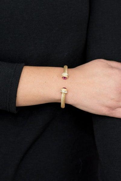 Fornash Anne Pink Bracelet