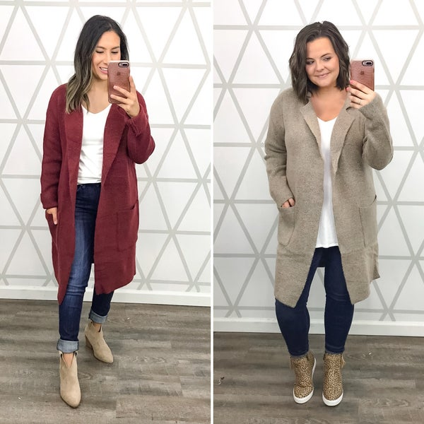 Chic To Be Cardigan *all sales final*