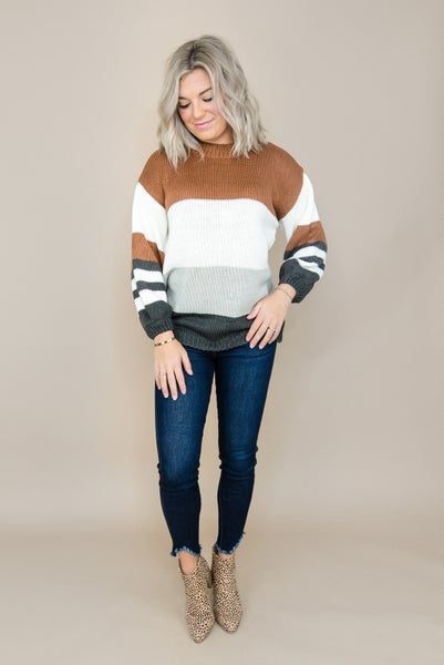 Bring It On Sweater