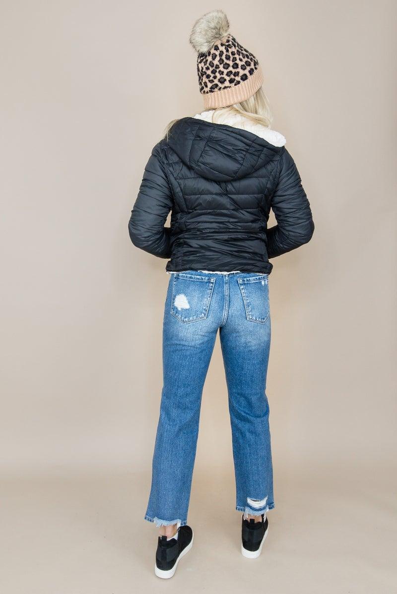 Coziest Reversible Jacket