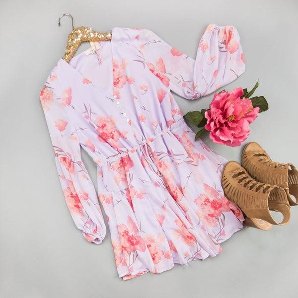 Flirty For Spring Dress