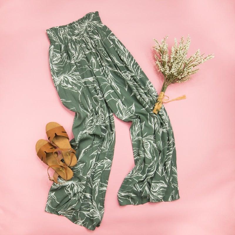 Sage Beach Pants