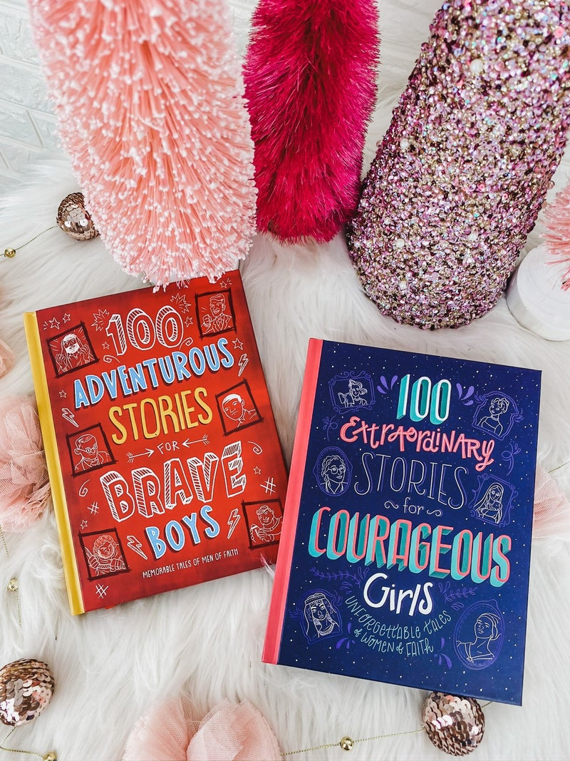 100 Stories for Boys and Girls