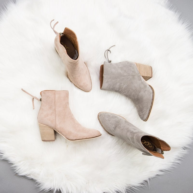 Chic Details Bootie *all sales final*