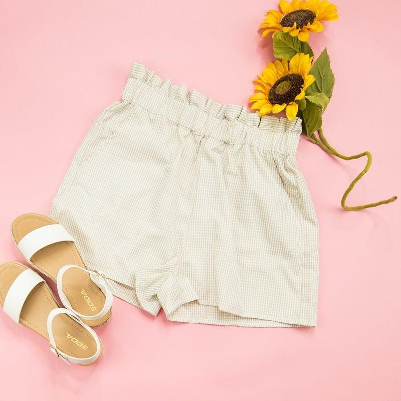 Preppy Summer Shorts
