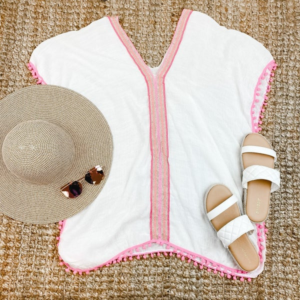 Summer Shades Swimsuit Cover Up