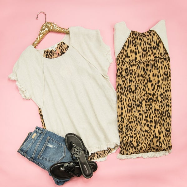Wild Side Top *all sales final*