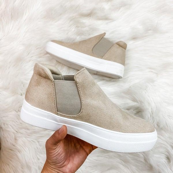 It's Back Oatmeal Sneaker