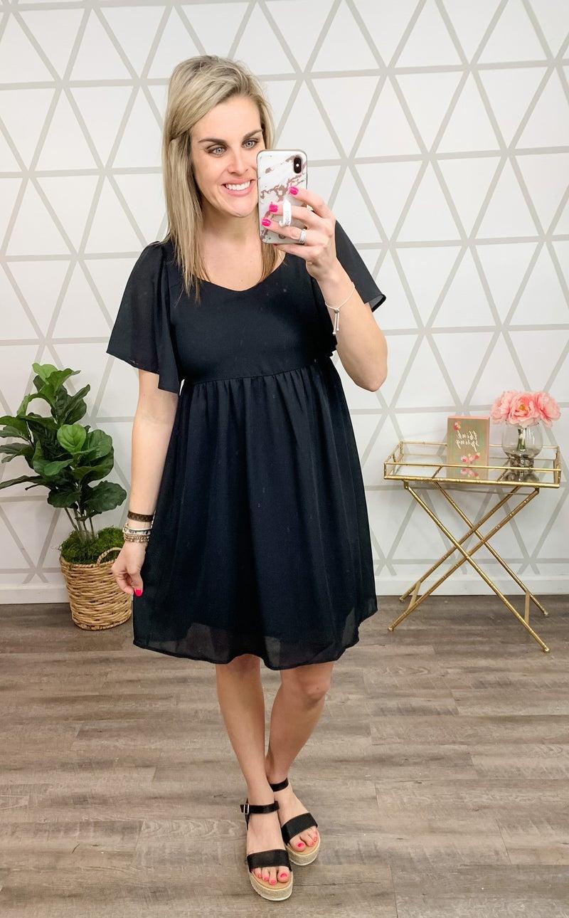 Simple Elegant Dress *all sales final*