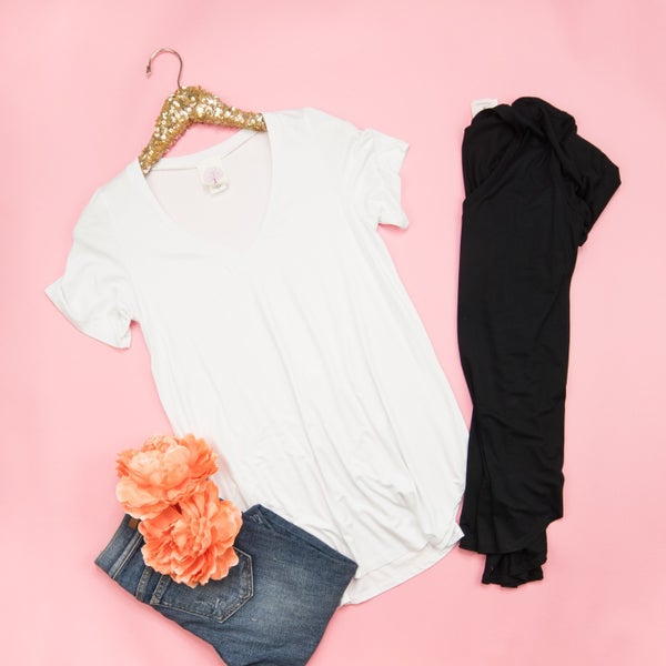 Flaunt Favorite Tee *all sales final*
