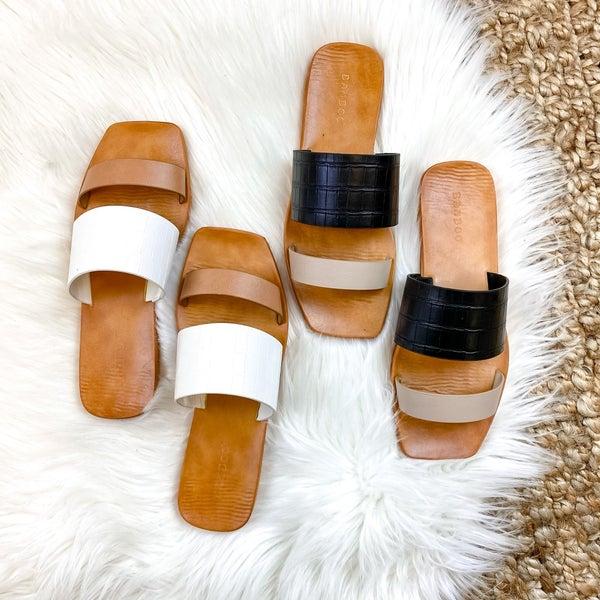 Neutral Strap Sandal