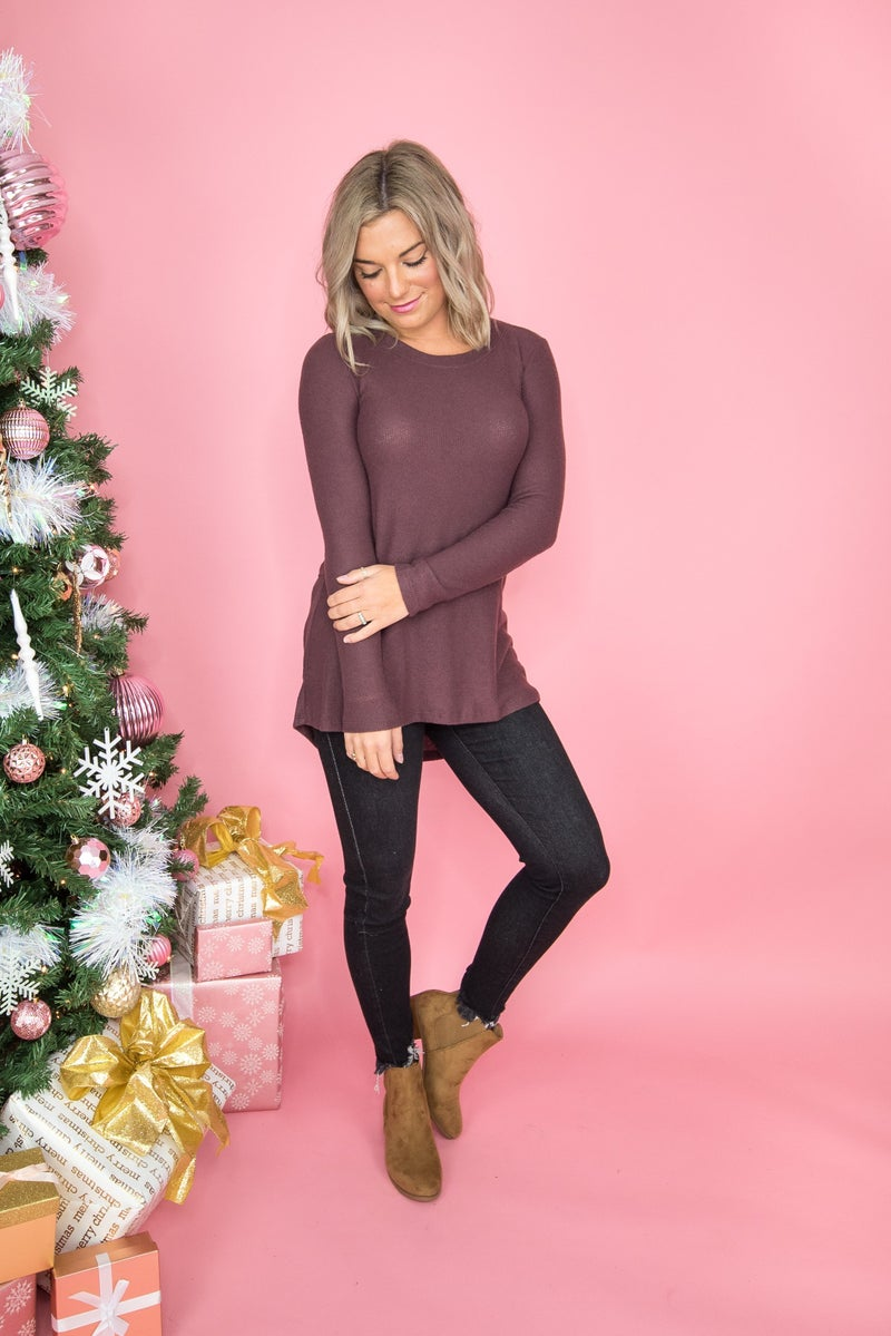 Flaunt Friday // Twist of Love Top  *all sales final*
