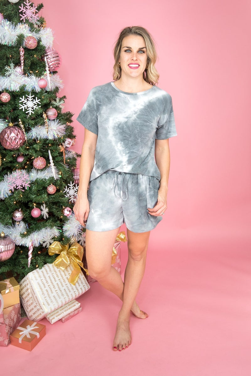 Cyber Monday // Cloud of Gray Lounge Set *all sales final*