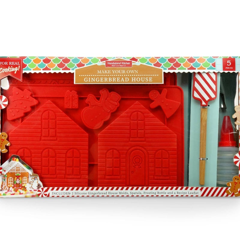 Make Your Own Gingerbread House Set