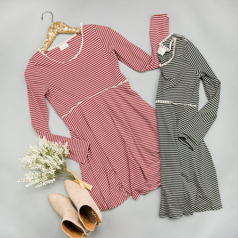 Cute & Classic Dress *all sales final*