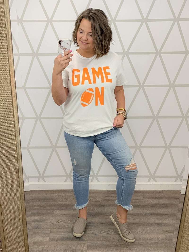 Game On Tee  *ALL SALES FINAL*