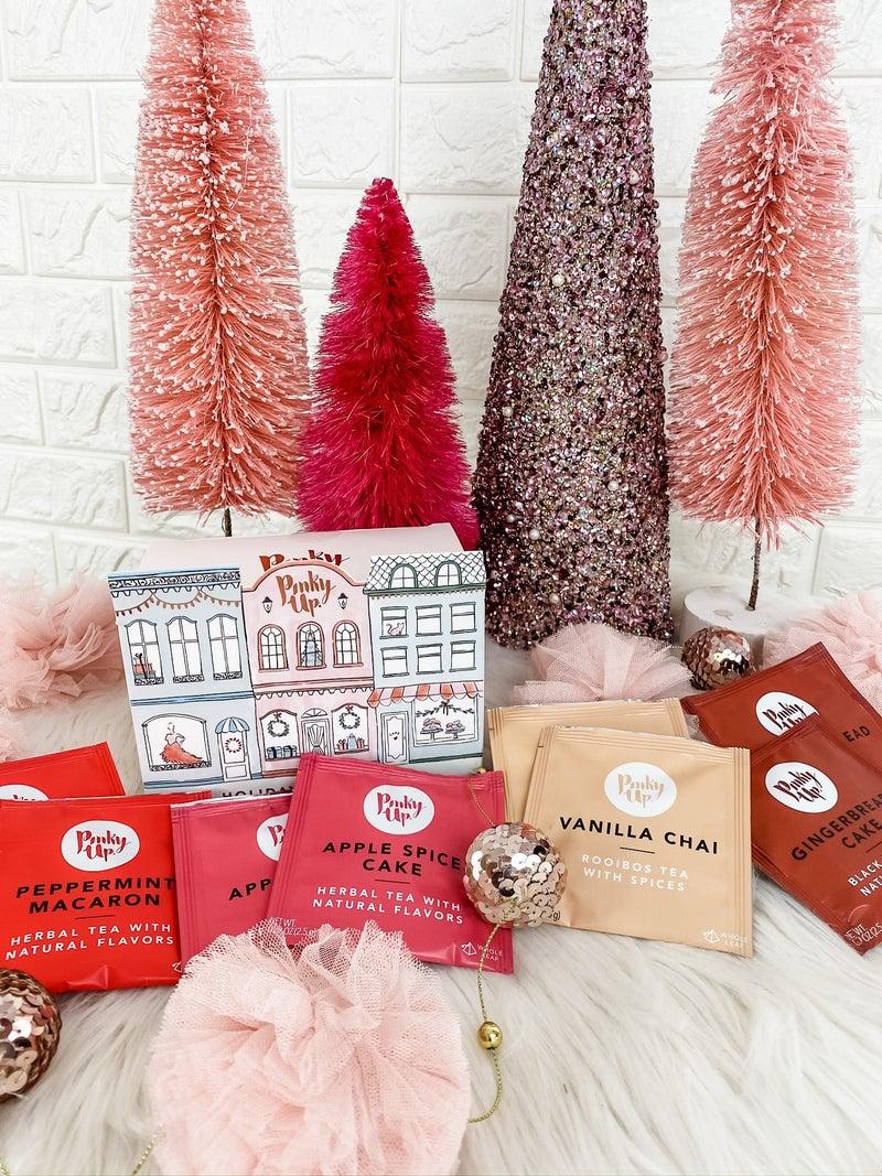 Holiday Tea Gift Box *ALL SALES FINAL*