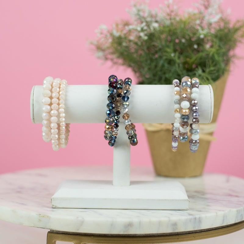 Beaded Bracelet Set *all sales final*
