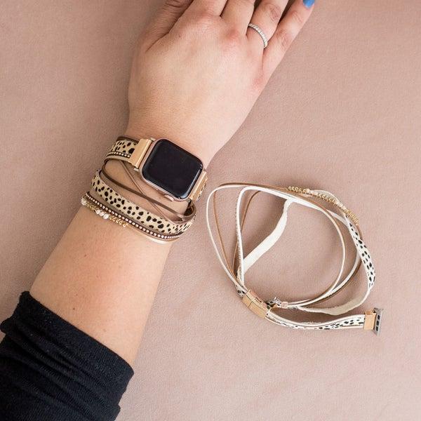 Wrap Around Watch Band