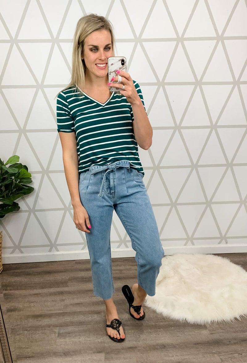90s Love Denim Jeans *ALL SALES FINAL*