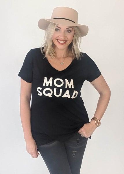 Mom Squad Unite Tee