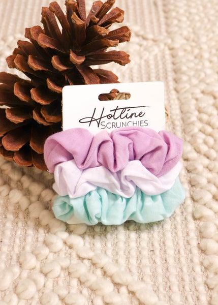 Hotline Hair Scrunchies - Retro