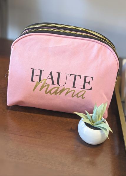 Haute Mama Cosmetic Case