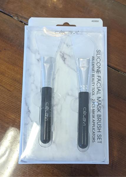 Silicone Facial Brush Set
