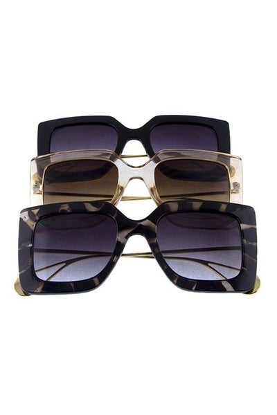 High Fashion Blended Sunglasses