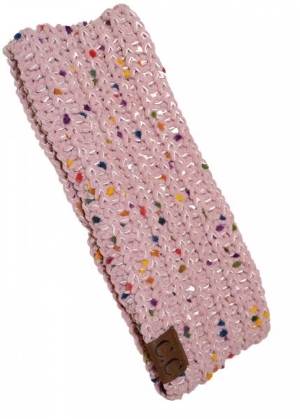 CC Confetti Pink Head Wrap