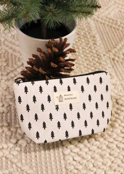 DOORBUSTER-Accessory Bag: Pine Tree *Final Sale*