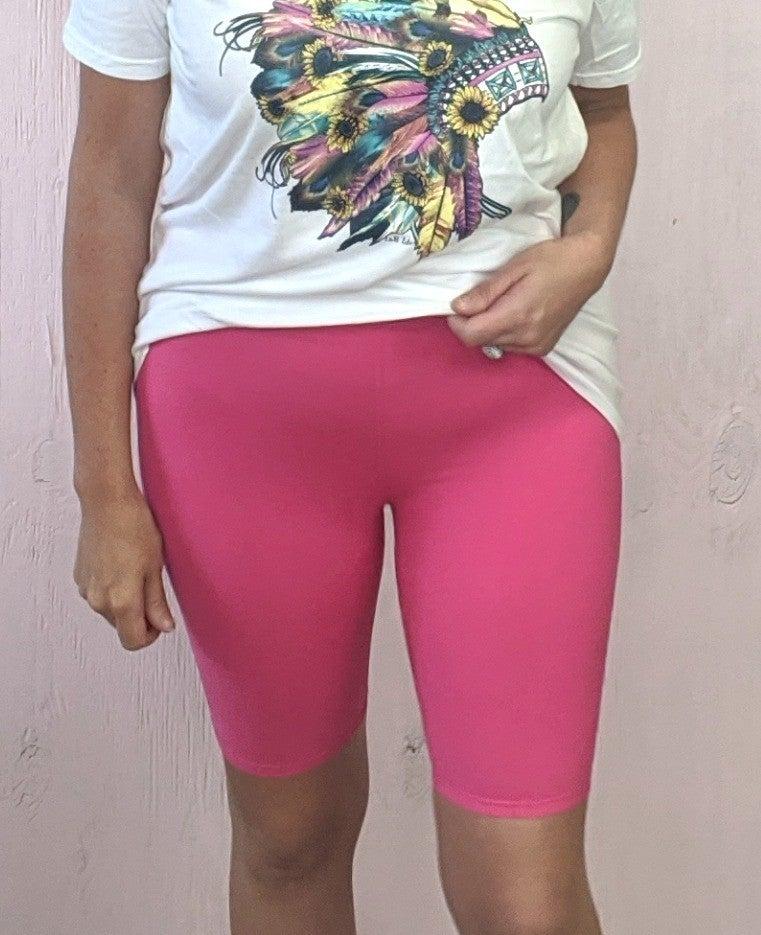 Butter Biker Shorts