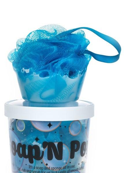 Soap N' Pouf-Cotton Candy