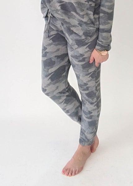 Sargent Camo Pants