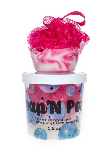 Soap N' Pouf-Unicorn