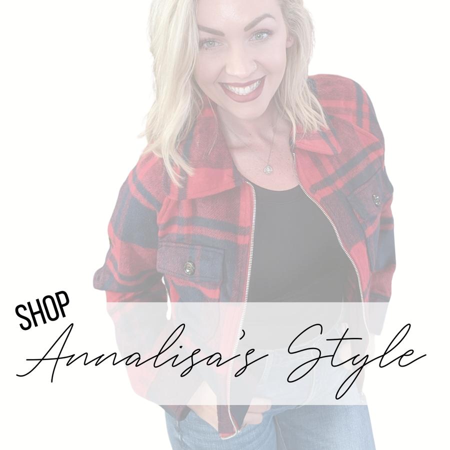 Shop ANNALISA'S Style