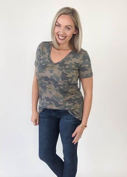 Betty Camouflage Dress