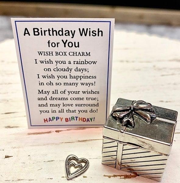 Birthday Charm Box