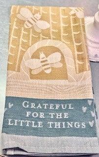 Gratefull Dish Towel