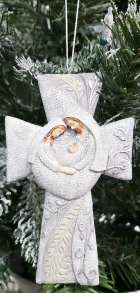 Hand Painted Family Ornaments