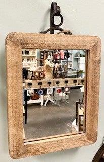 Rectangle Mirror w/ Hook