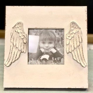 Angel Wing Picture Frame
