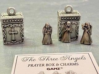 Prayer Box Charms
