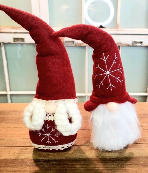 Nordic Gnome w/ Snowflake