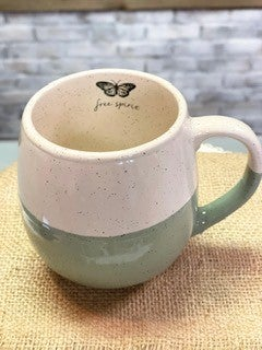 Colored Dipped Mug