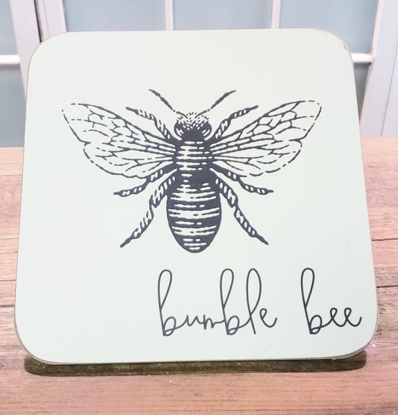 Bumble Bee Plaque
