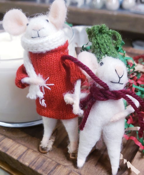 Snow Days Mice Set