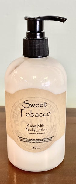 Sweet Tobacco Lotion